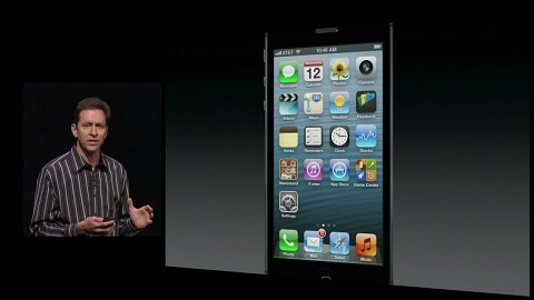 iOS 6 - Demonstration auf dem iPhone 5