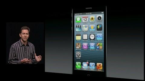 iOS 6 - Demonstration auf dem iPhone 5