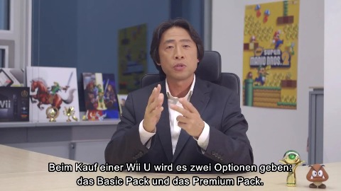 Nintendo Direct - Wii U Preview