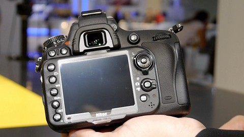 Nikon D600 - Hands on (Photokina 2012)