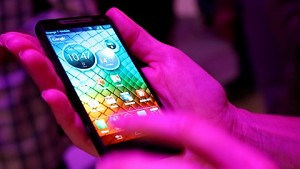 Motorola Razr I - Hands on
