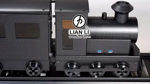 Lian Li - Dampflokgehäuse für PCs