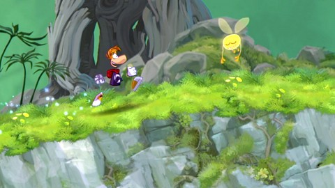 Rayman Jungle Run für iOS angespielt