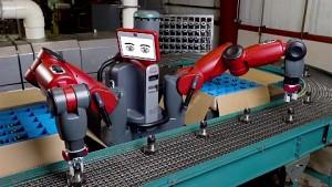Industrieroboter Baxter - Rethink Robotics