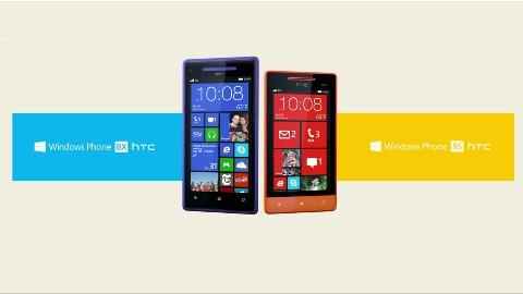 HTC stellt Windows Phone 8X und 8S vor