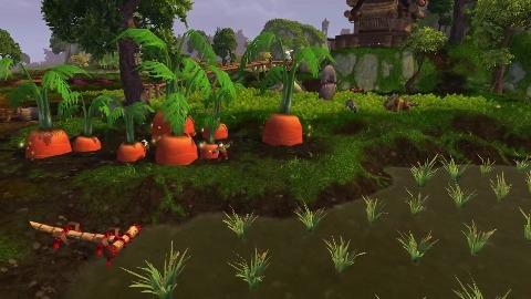 World of Warcraft Mists of Pandaria - Neue Gebiete