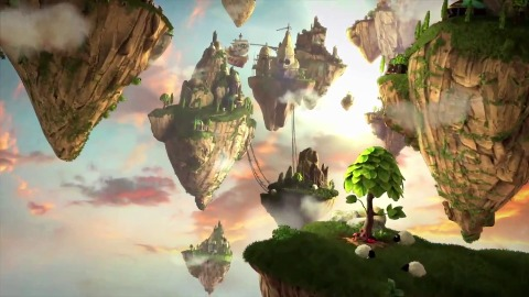 Skylanders Giants - Trailer (Zum Leben erweckt)
