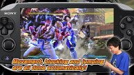 Street Fighter X Tekken für Vita - Trailer (TGS 2012)