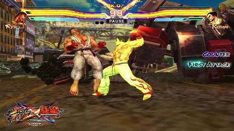 Street Fighter X Tekken für iOS - Trailer (Launch)