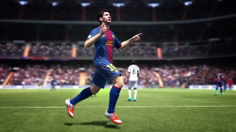 Fifa 13 - Trailer (Torjubel)