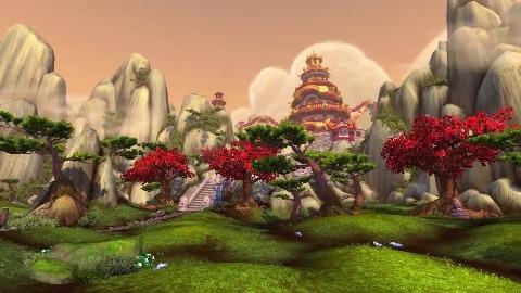 Blizzard spricht über die Welt von Mists of Pandaria