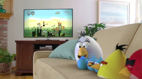 Angry Birds Trilogy - Trailer (Launch)