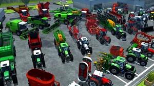 Landwirtschafts-Simulator 2013 - Trailer (Fahrzeuge)