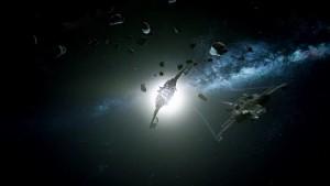Weltraumspiel von Chris Roberts - Teaser