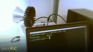 Light Message - Pure VLC - Trailer