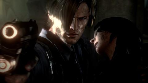 Resident Evil 6 - Spielbeginn mit Leon S. Kennedy
