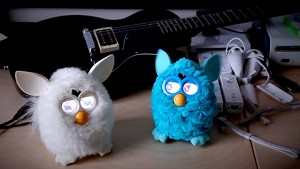 Furby 2012 (UK-Import) - Test