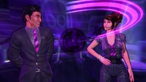 Dance Central 3 - Intro des Tanzspiels