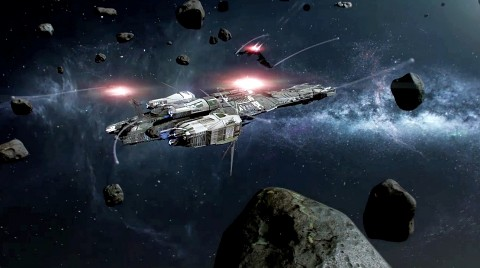 Star Citizen von Chris Roberts - Trailer (Gameplay)