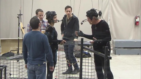 Hitman Absolution - Making-of (Motion Capture)
