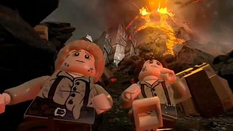 Lego Der Herr der Ringe - Entwicklertagebuch (Teil 3)