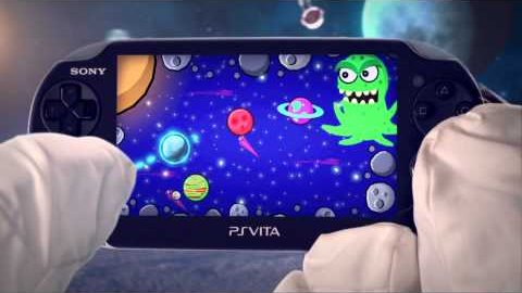 Little Big Planet für Vita - Trailer (Launch 2)