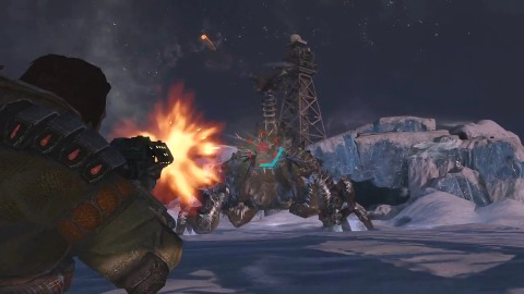 Lost Planet 3 - 10 Min. Gameplay (Comic-Con)