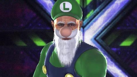 Nintendo-Chars in Tekken Tag Tournament 2 für Wii U