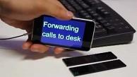 Smartphones lesen akustische Barcodes aus