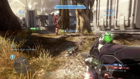 Halo 4 - Making of (Infinity Multiplayer)