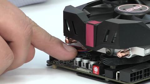 Asus stellt die Matrix HD 7970 vor