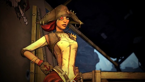 Borderlands 2 - Trailer (Captain-Scarlett-Addon)