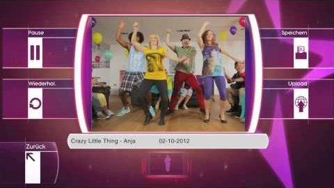 Just Dance 4 - Trailer (Kinect-Funktionen)