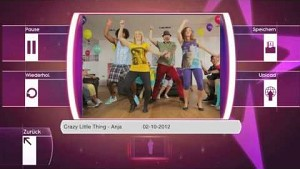Just Dance 4 - Trailer (Kinect-Funktionen)