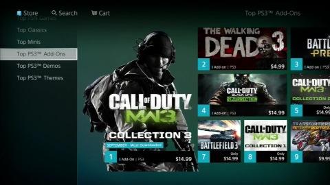 Sony zeigt den neuen Playstation Store