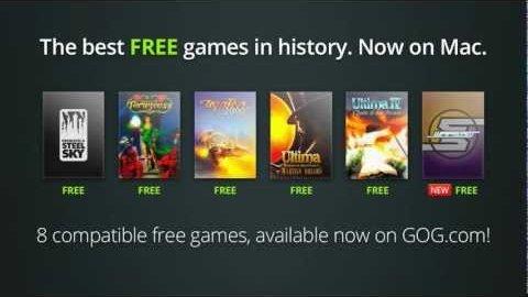 GOG.com startet Spieleklassiker für Mac OS X