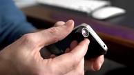 iPhone und iPad gucken mit Hilo-Optik um die Ecke