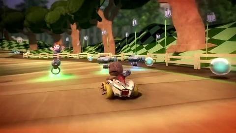 Little Big Planet Karting Trailer Story Videogolemde