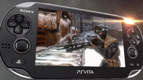 Call of Duty Black Ops Declassified für Vita