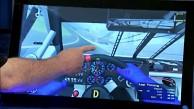 Intel zeigt PC-Rennspiel mit Touch-Steuerung