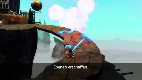 Disney Micky Epic 2 - Trailer (Farben)