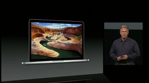 Apple stellt das Macbook Pro 13 Zoll Retina vor
