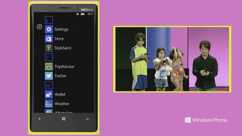 Microsoft stellt Kinderecke für Windows Phone 8 vor