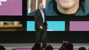 Steve Ballmer zeigt Windows-Phone-8-Hardware