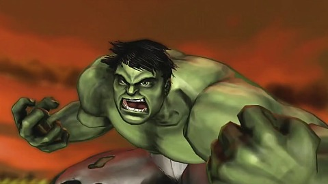Marvel Avengers Kampf um die Erde - Trailer (Launch)
