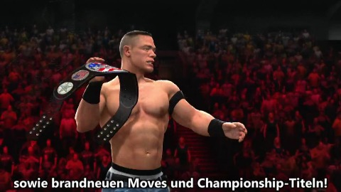 WWE 13 - Trailer (Launch)
