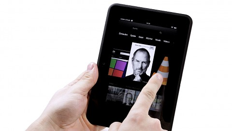 Kindle Fire HD - Test