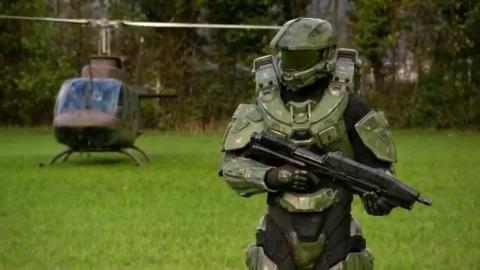 Halo 4 - Dreharbeiten in Liechtenstein