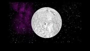 Asteroidenabwehr mit Paintballkugeln