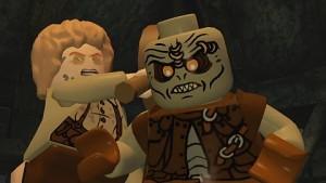 Lego Der Herr der Ringe - Trailer (Humor)